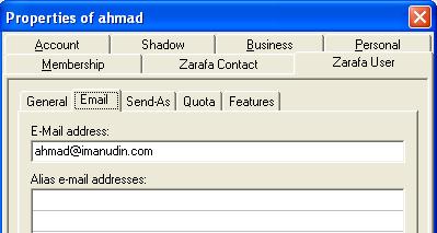 Active directory installation